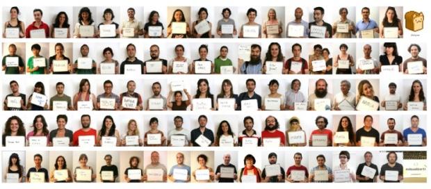 participantes do Visualizar'11 - Fonte: wiki Visualizar'11