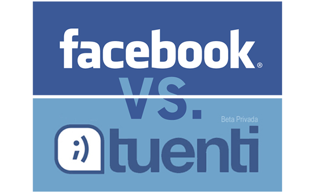 Facebook vs. Tuenti