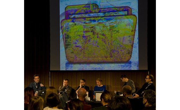 """Post-Digital Research"" at Transmediale 2014"