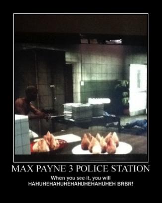 Figura 1. Coxinha de frango na delegacia de polícia