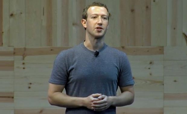 Mark Zuckerberg, fundador do Facebook, falou sobre implantação do botão 'não curti' em evento da empresa