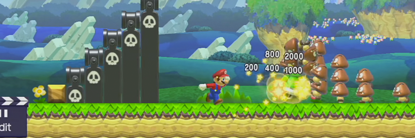 Mario Maker - Nintendo